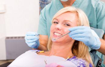 dental check up Johns Creek, GA