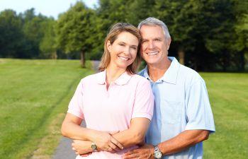 Senior couple Johns Creek, GA